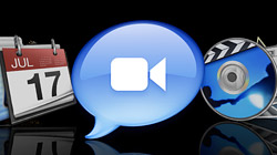 iChat video conferencing fails with communication error in Leopard