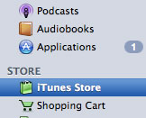 Get rid of false iTunes application update icon that won't go away