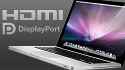 MacBook owners rejoice: Mini DisplayPort to HDMI adapter soon