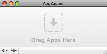 Drag and drop to uninstall Mac programs with AppZapper