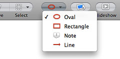 Annotate images in Preview