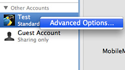 Mac login window tricks, Part 3: Hide certain user accounts