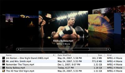 How to create a video thumbnail in Mac OS X