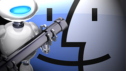 How to show hidden files on a Mac with the help of Automator