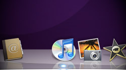 Nifty Dock tricks: Add spacers, temporary magnification, shortcuts