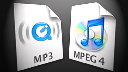 Why does Apple use AAC for iTunes music instead of MP3?