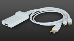 Review: Mini DisplayPort to HDMI adapter with digital audio