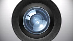 Take steady photos on iPhone, send full resolution via email