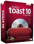 Roxio Toast 10 Titanium