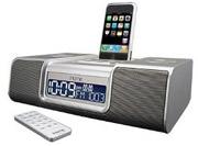 iHome iP9SR Clock Radio
