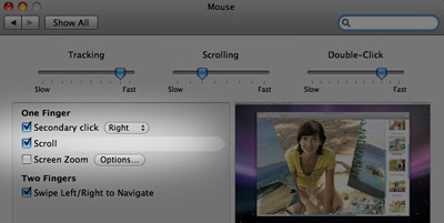 Magic Mouse Momentum Scrolling in 10.5 Leopard