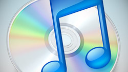 Convert songs to different file formats or 128kbps in iTunes