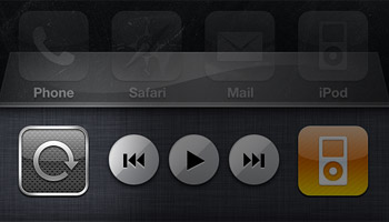 iPhone iOS 4 Screen Orientation Lock