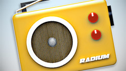 Free Giveaway! Radium, internet radio for your Mac's menu bar