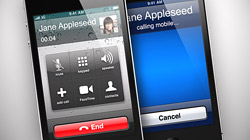 How to place voice and FaceTime calls on hold with iPhone 4