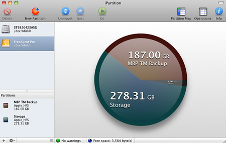 iPartition for Mac review