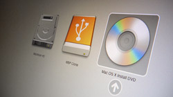 Boot your Mac from CD, DVD, external drive, or USB flash drive