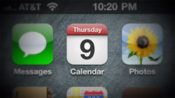 iPhone calendar syncing wrong event times from your Mac's iCal?