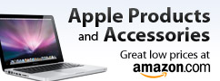 Apple Products and Accessories from Amazon.com